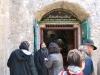 Jerusalem, Via Dolorosa, Zastavenie č. 9, Koptský pravoslávny kostol kráľovnej Heleny