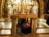 Jerusalem, Via Dolorosa, Kostol božieho hrobu, oltár na Golgote