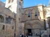 Jerusalem, Via Dolorosa, Kostol božieho hrobu, nádvorie