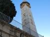 Jerusalem, Via Dolorosa, Kostol božieho hrobu, pohľad na minaret