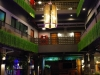 Átrium v našom hoteli, Bangkok