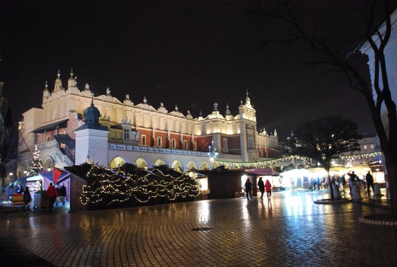 Sukenica, Rynek Glowny, Krakov
