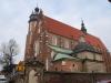 Kostol svätého tela, Krakov