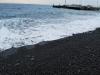 Pláž v Stromboli