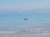 Kúpanie v Mŕtvom mori, Ein Gedi, Izrael