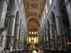 Interiér hlavnej lode Duomo, Neapol