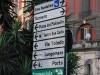 Neapol, všetky možné smery