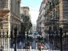 Neapol, čulý ruch v centre mesta