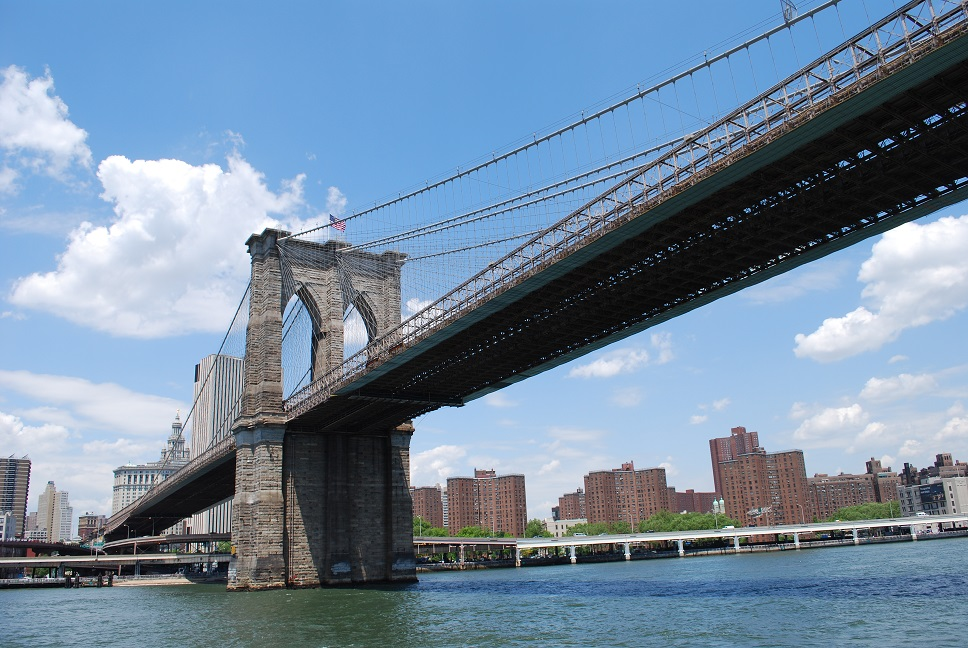 Brooklyn Bridge, NYC, USA