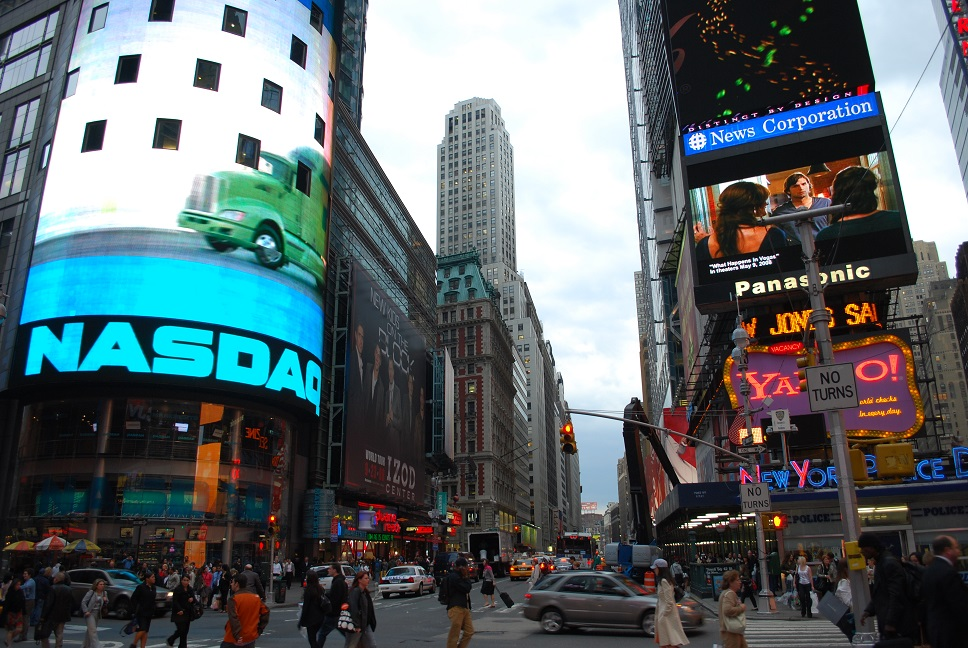 Time Square, NYC, USA