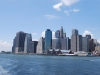 Na rieke Hudson, NYC, USA