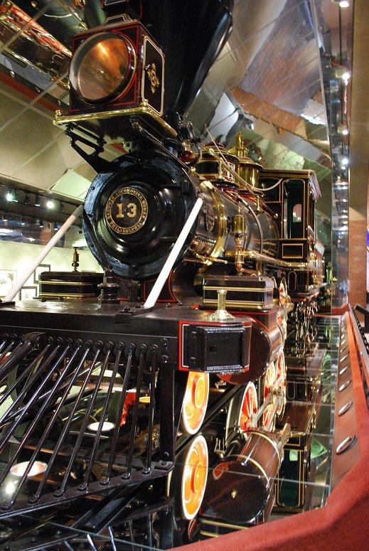 California State Railroad Museum, Old Sacramento