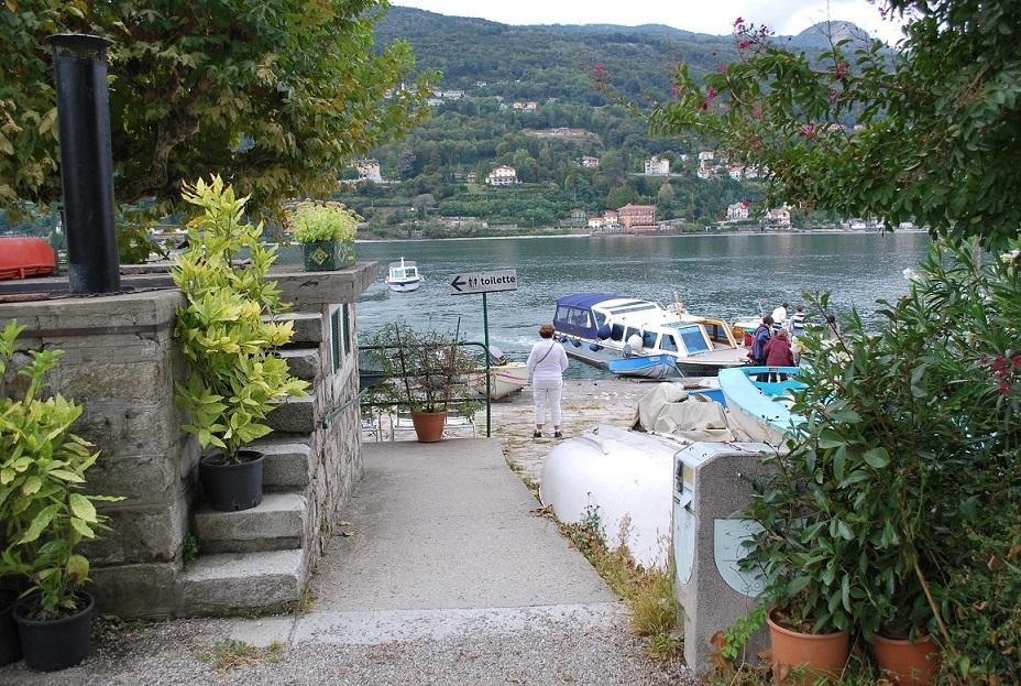 Ostrov Pescatore, Jazero Maggiore, Taliansko