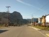 Ulica v El Chalten