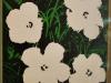 Andy Warhol: Kvety, 1964