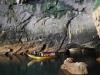 Jaskyňa zubov vo Phong Nha-Ke Bang, Vietnam