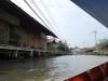 Plávajúci trh Damnoen Saduak, Thajsko