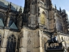 Pred Chrámom sv. Víta, Praha