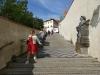 Staré zámecké schody, Praha