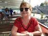 Výlet loďou po Vltave, Praha