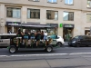 Chlastací vehikel, Praha