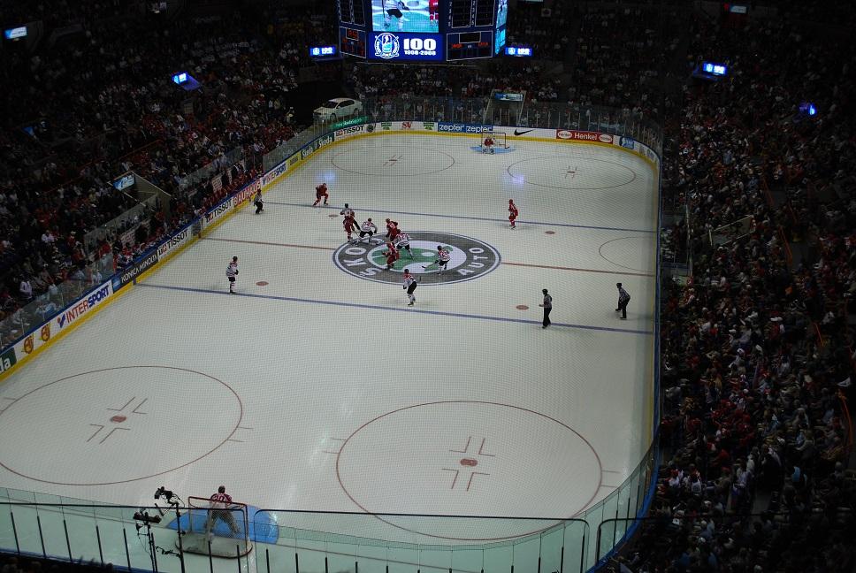 Finále Kanada - Rusko, Quebec City, Kanada