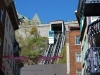 Lanovka v Starom meste, Quebec City, Kanada