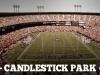 Śtadión 49ers, Candlestick Park, San Francisco
