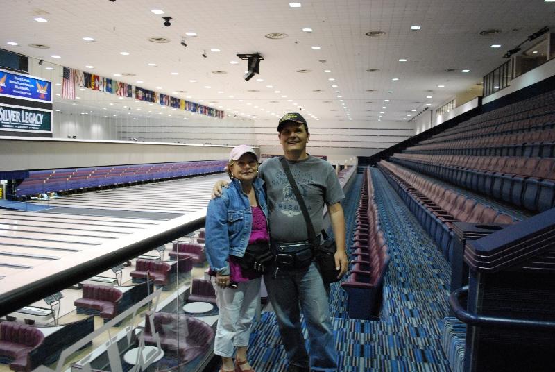 Národný bowlingový štadión, Reno, Nevada
