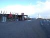 Stará benzínka na Route 66 Arizona