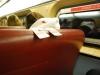 Cestovné lístky vo vlaku z Brookfieldu do Chicaga, Illinois