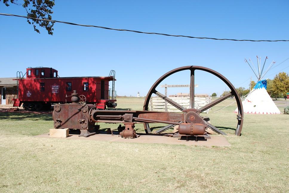 Oklahoma Route 66 Museum, Elk City, Oklahoma, USA