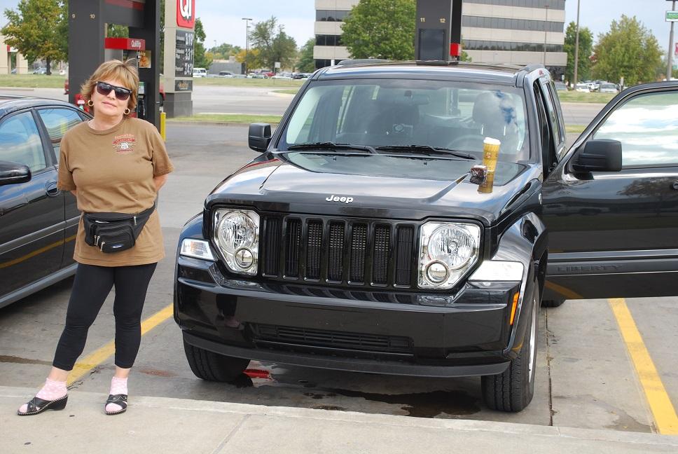 Naše nové auto, Tulsa, Oklahoma, USA