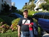 San Francisco, Kľukatá Lombard Street 5