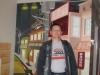 San Francisco, Smelý Zajko v hotelovej izbe v Japonskej štvrti