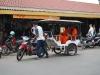Starý trh, Siem Reap, Kambodža