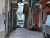 Ulička v Letojanni, Sicília