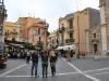 Piazza IX. Aprile, Taormina, Sicilia