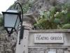 Cesta do Gréckeho divadla, Taormina