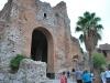 Vstup do Gréckeho divadla, Taormina