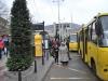 Autobusová zasávka, Baratašviliho ulica, Tbilisi