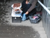 Predavačka v podchode, Tbilisi
