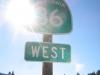 Cesta číslo 36, severná Kalifornia