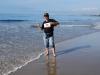 Pláž na brehu Pacifiku 4