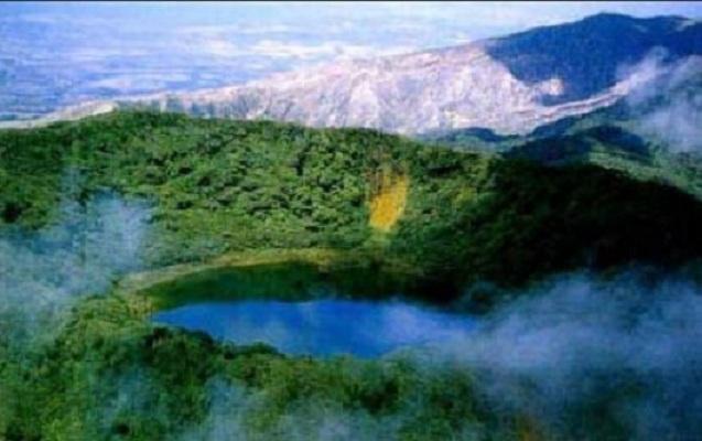 Parque National Rincón de la Vieja