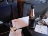 Šampanské v lietadle od Generali
