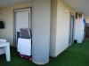 Terasa v apartmáne v Bari