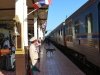 Železničná stanica Ayuthaya, Thajsko