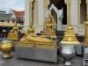 Rôzne pozície zobrazenia Budhu, Bangkok