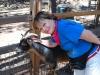 Oslávenkyňa s kozou, Bearizona v Arizone
